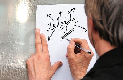 Delega y vencerás ¿Qué es delegar?